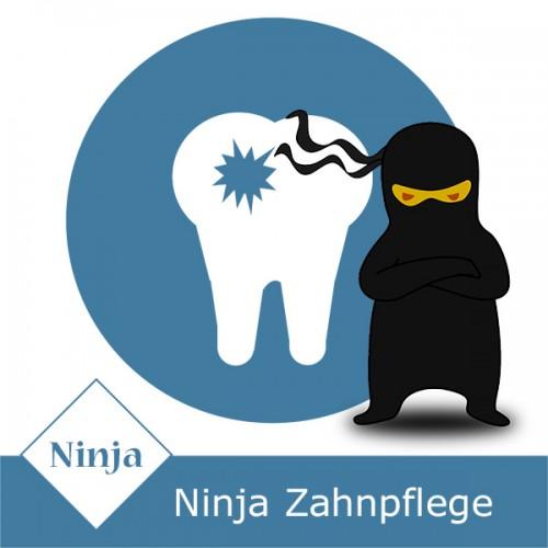 Ninja Zahnpflege